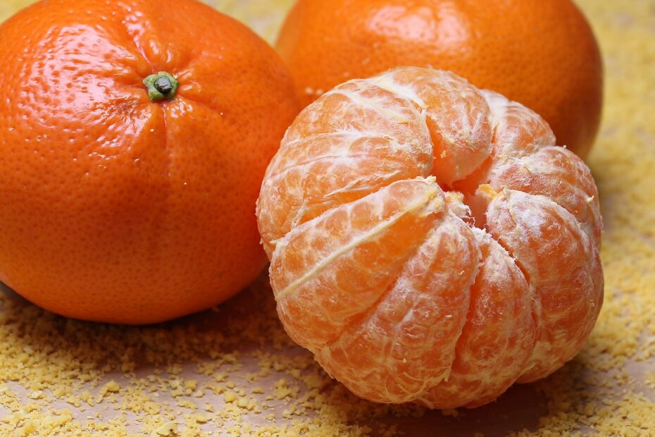 déifférences clémentine et mandarine