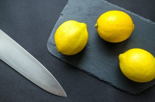 recettes citron