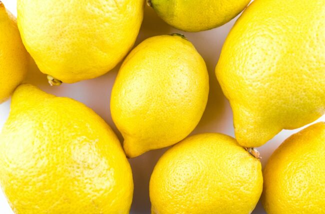 Comment faire du citron confit ?